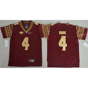 Florida State Seminoles Dalvin Cook Red Jersey